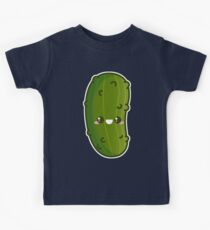 Kawaii Pickle Kids Tee
