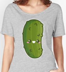 Kawaii Pickle Women's Relaxed Fit T-Shirt