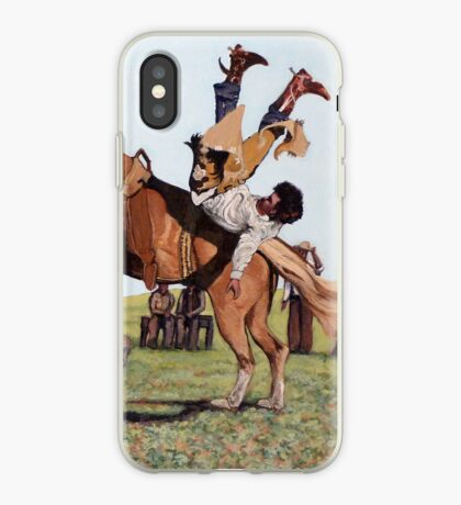 Waiting Line iPhone Case
