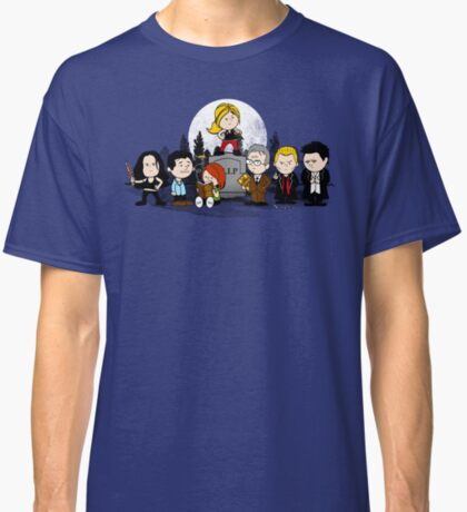 El Caanuts Slayer Camiseta clásica