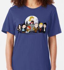 Camiseta ajustada El Caanuts Slayer