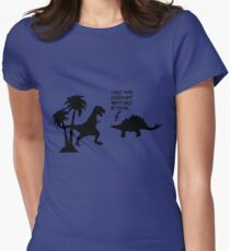Firefly CURSE YOU Womens Fitted T-Shirt