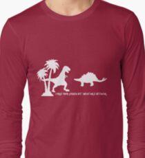 Firefly CURSE YOU white 2 Long Sleeve T-Shirt