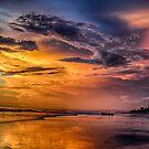 Nicaragua Sunset 9/26/12 by NealStudios