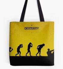 99 Steps of Progress - Dexterity Tote Bag