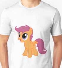 Happy Scootaloo T-Shirt