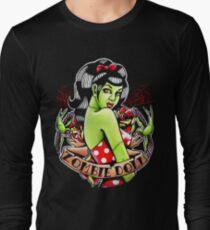Zombie Doll Tee Long Sleeve T-Shirt