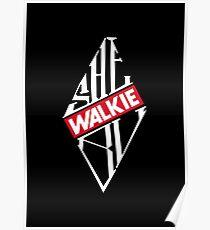 SHEBU Walkie  Poster
