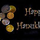 Happy Hanukkah with Chocolate Gelt! by Heather Friedman