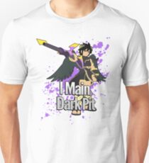 I Main Dark Pit - Super Smash Bros T-Shirt