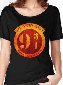 Platform 9 3/4 Women's Relaxed Fit T-Shirt