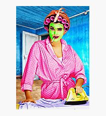 Colors/Esther 1993 Photographic Print