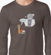 Little Round Brush Dreaming ... T-Shirt