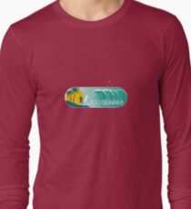 Hollywood Babble-On: Too Tsunami Long Sleeve T-Shirt