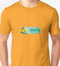 Hollywood Babble-On: Too Tsunami Unisex T-Shirt