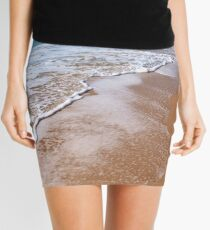 Pristine ocean at Cape Leveque Mini Skirt