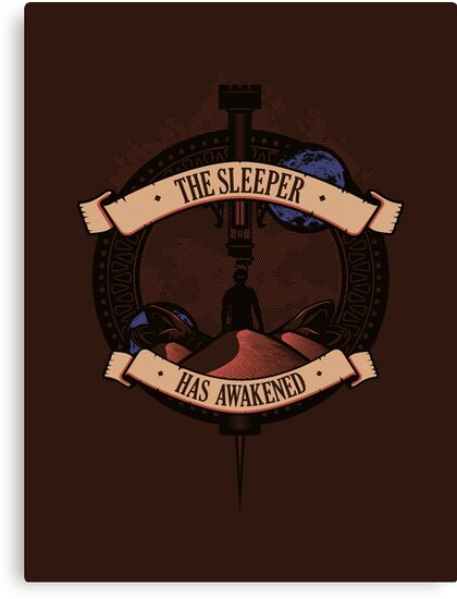 The Sleeper by DeardenDesign