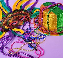 Celebrate New Year's or Mardi Gras by Marianne Campolongo