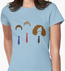 Workaholics - Adam, Anders, and Blake Women's Fitted T-Shirt