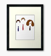Workaholics - Adam, Anders, and Blake Framed Print