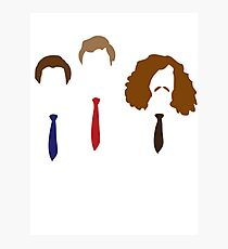 Workaholics - Adam, Anders, and Blake Photographic Print