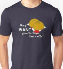 Boy Meets Rolls Unisex T-Shirt