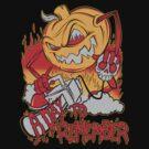 A Day To Remember Pumpkin Killer  by Bryan Perez