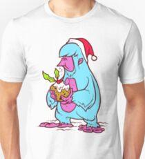 Xmas Yeti Unisex T-Shirt