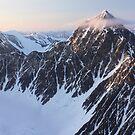 Pinnacle Peak - Kluane National Park, Yukon by Marty Samis