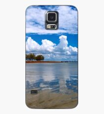 Jetty at St Helena Island Case/Skin for Samsung Galaxy