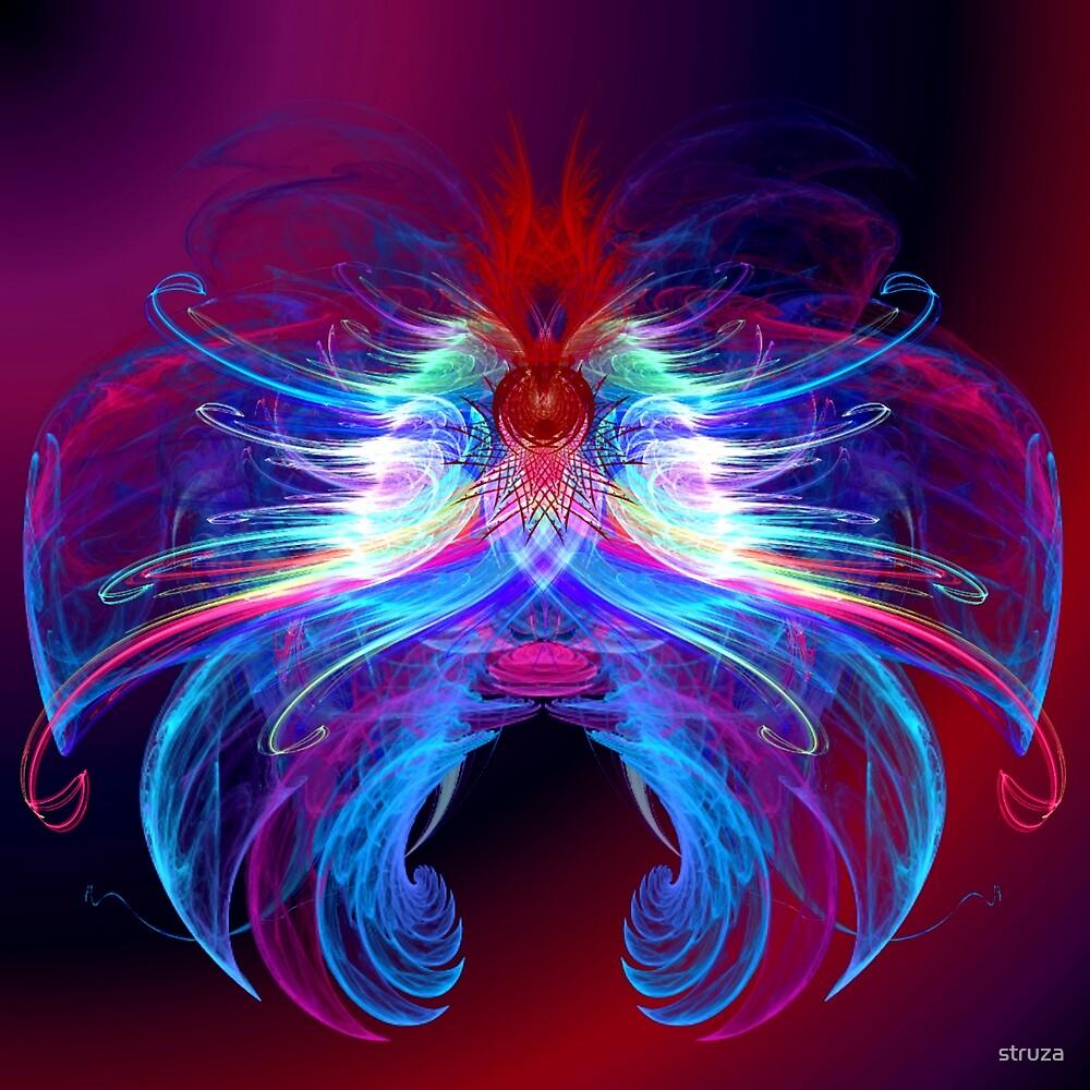Butterfly by struza