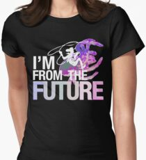 From The Future Womens Fitted T-Shirt