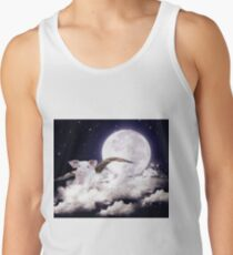 Pigs Can Fly Men's Tank Top