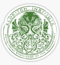 Eldritch Institute Sticker