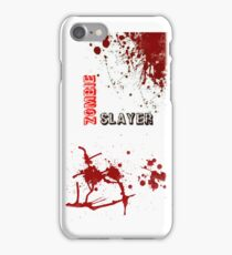 """Zombie Slayer"" iPhone/iPod Case iPhone Case/Skin"
