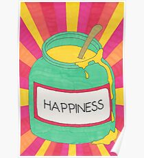 Jar of Happiness Poster