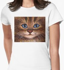 Tabby Women's Fitted T-Shirt