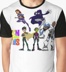 Titans Go!  Graphic T-Shirt
