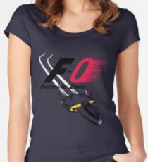 F-Zero Grand Prix Women's Fitted Scoop T-Shirt
