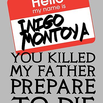 Inigo's Name Tag by ShoeboxMemories