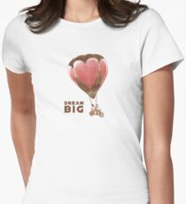 Just Married - Going Home Women's Fitted T-Shirt