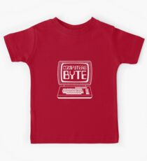 Computers Byte Kids Clothes