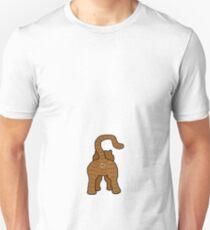 Katze Penner Unisex T-Shirt