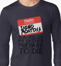 Inigo's Name Tag T-Shirt