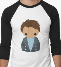Captain Jack Harkness Men's Baseball ¾ T-Shirt