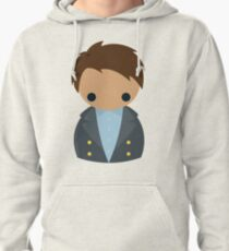 Captain Jack Harkness Pullover Hoodie