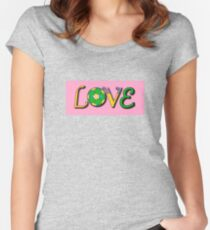To Brazil with Love Women's Fitted Scoop T-Shirt