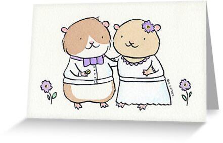 Hamster Wedding by Zoe Lathey