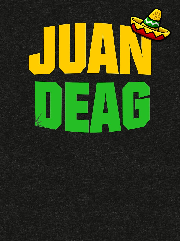Juan Deag by OGedits