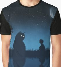 The Friend of the Night Graphic T-Shirt